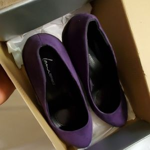 Lane Bryant platform shoes